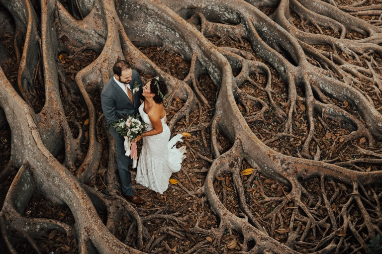 Marie Selby Botanical Gardens | Sarasota Wedding
