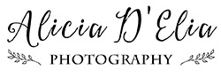 Alicia D'Elia Photography logo